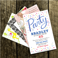 In-Stock Cards and Invitations