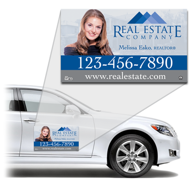 Car Magnets - Customized car magnets   promote your brand
